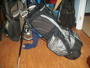 RIGHTHANDED TITLEIST IRONS