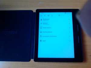 Amazon Kindle Oasis 3G + Wifi E-reader