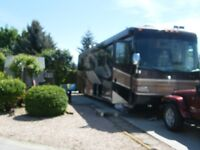 Fully serviced RV Lot