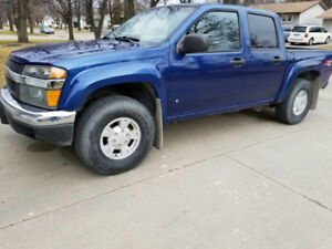 2006 Chevrolet Colorado LT Z71 4x4 Crew Cab 3.5L LOW KM $9500obo