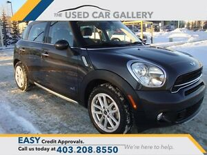 2016 MINI COOPER S Countryman ALL4, AWD, Loaded Package