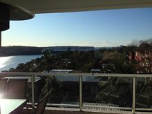 Sunny large apartment with water views Mosman Mosman Area Preview