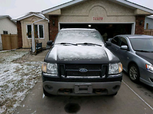 2001 FORD EXPLORER SPORTS