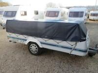 Pennine Fiesta 2X2 2005 4 Berth Folding Camper For Sale Bristol