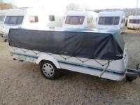 Pennine Fiesta 2X2 2005 4 Berth Folding Camper