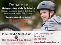 Large Yard Sale at Bachmann Personal Injury Law office
