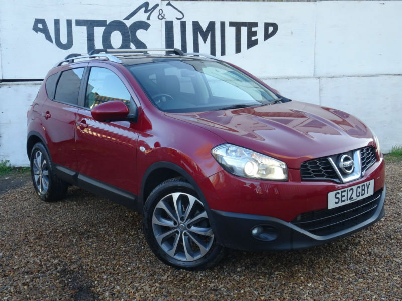 Nissan Qashqai 2.0dCi 4WD auto Tekna | in North West ...