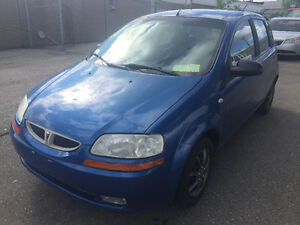2005 Pontiac Wave Auto,a/c,fully loaded,only 44000 Kim's !