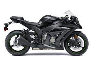2015 Kawasaki Ninja ZX10R Abs