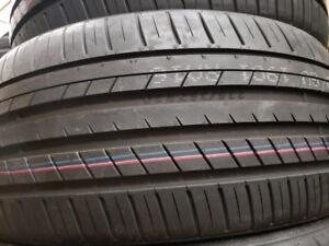 4 summer tires new 245/50r20,245/40r20, 245/45r20, 255/50r20