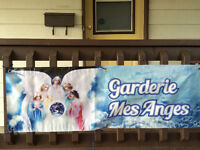 """Garderie Mes Anges"""