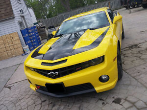 2010 Chevrolet Camaro supercharged 600 HP 2SS Coupe (2 door)