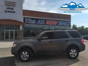 2012 Ford Escape XLT  ACCIDENT FREE, BLUETOOTH, HEATED SEATS