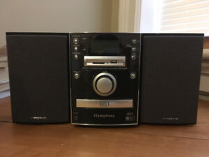 iSymphony M1 Stereo System and iPod Dock