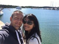 Double room wanted in/near Alton - professional couple