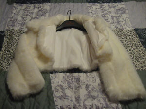 BEAUTIFUL GIRLS FAUX FUR JACKET