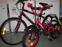 SuperCycle and Mongoose Bikes