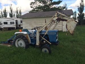 1300 Ford yard tractor