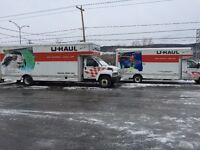 Location de Camions, Remorques et  Ubox de UHaul