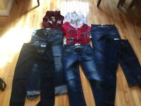 Hollister Ladies' Clothing Lot