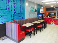 Custom Trendy Affordable Commercial Furniture!