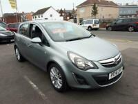 2014 Vauxhall Corsa 1.2 SE 5-Door From £4,995 + Retail Package HATCHBACK Petrol