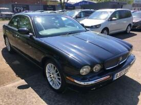2007 JAGUAR XJ TDVI EXECUTIVE SALOON DIESEL
