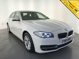 2013 63 BMW 520D SE AUTOMATIC 1 OWNER BMW SERVICE HISTORY FINANCE PX WELCOME