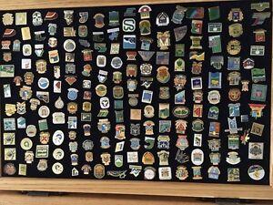 Collection d'épinglettes à vendre Saint-Hyacinthe Québec image 2