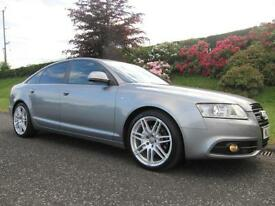2010 AUDI A6 2.0TDI S-LINE ** LE MANS **FACE LIFT MODEL**170 BHP**