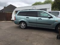 Ford Focus estate 1.6 **OFFERS WELCOME**