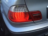 Bmw e46 led rear lights