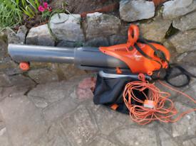 Garden Vac/ Blower