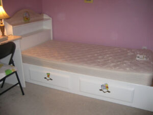 Single/Twin Bedroom Set Solid wood