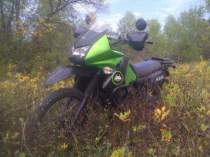 The Ultimate KLR 650