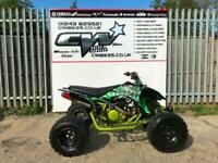 YAMAHA YZF450 ROAD LEGAL QUAD BIKE ATV TRX RAPTOR LTR LTZ for sale  Bognor Regis, West Sussex