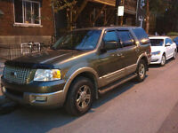 2003 Ford Expedition Eddie Bauer SUV, Crossover