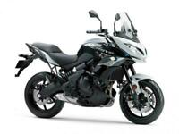 2021 Kawasaki Versys 650 choice of colours from £7549 % Finance option