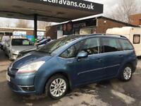 Citroen C4 Grand Picasso Exclusive HDi Egs 09 DIESEL HIGH SPEC SEMI AUTOMATIC