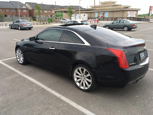 2015 Cadillac ATS Coupe - 19mos/50,000kms remaining