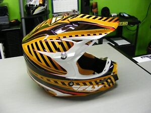 Fly Racing F2 Carbon Helmet - Small - FREE Goggles at RE-GEAR Kingston Kingston Area image 5