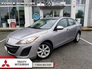 2011 Mazda Mazda3 GX  - Aluminum Wheels -  Power Windows