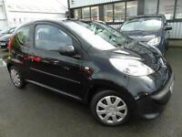 2006 Peugeot 107 1.0 Urban - Black - Platinum Warranty!