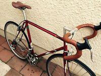 Classic Reynolds 531 road bike - 56cm Frame