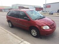 2007 Dodge Caravan Minivan, Van Excellent Mechanic and Clean