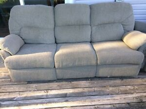 FREE reclining couch and chair