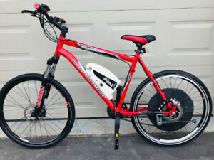 Ebike fusion rocky mountain with BionX System $950