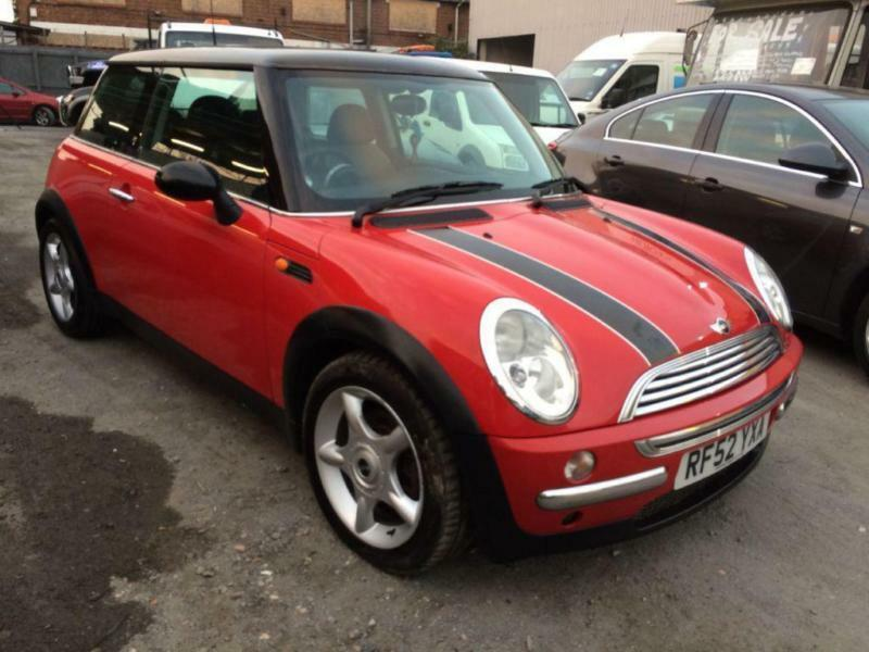 2003 Mini Hatchback 1.6 Cooper 3dr 3 door Hatchback