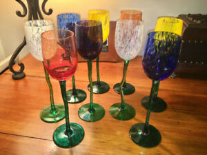 Designer Wine Glasses
