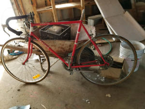 2 Bikes for parts